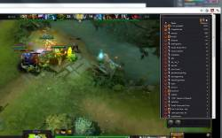 Dota 2 Stream Browser